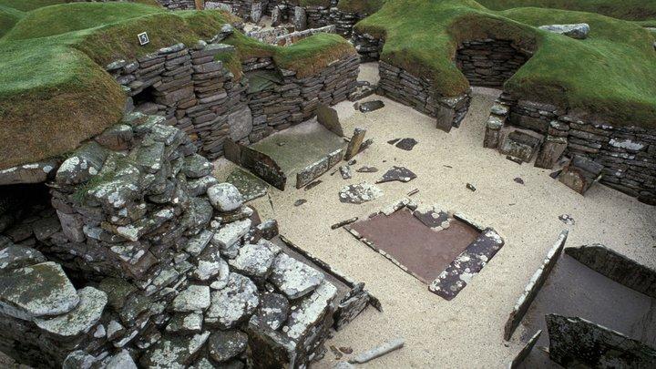 Расследование потерянных руин в Шотландии: тайна раскрыта