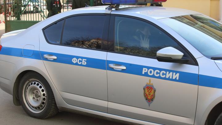Украинский экстремист самодельным ВЗУ хотел подорвать административное здание в Крыму. Его задержали