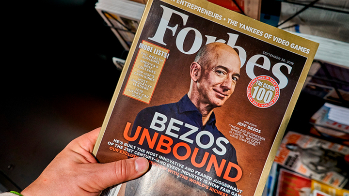 Как и почему Джефф Безос перестал быть самым богатым человеком мира