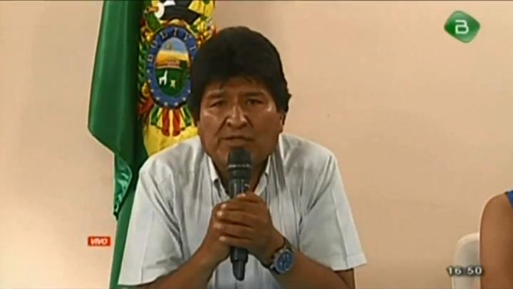 В Латинской Америке тоже есть свой Ростов: Моралес улетел в Мексику. Но обещал вернуться