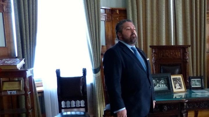 Меня уберёг Господь: Великий Князь Георгий Романов рассказал, как спасся в петербургской аварии - фото с места
