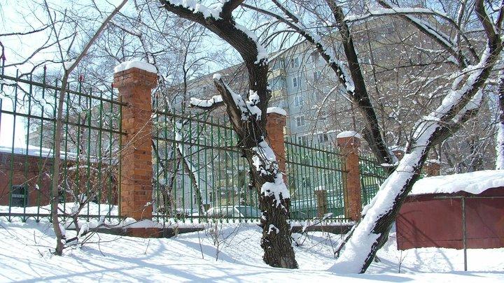 Китайский вихрь против русского танка: Хабаровский край занесло снегом - люди сидят без света