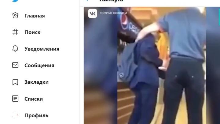 Бери швабру и мой, щенок!: Ударивший ребенка в кафе мужчина стал героем в Сети