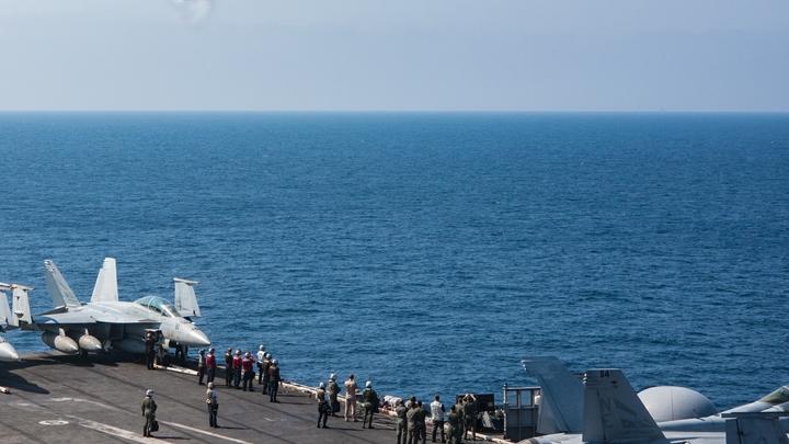 И что - ни один спутник не увидел?: Китай и США не зря отмалчиваются о взрыве в Южно-Китайском море - эксперт