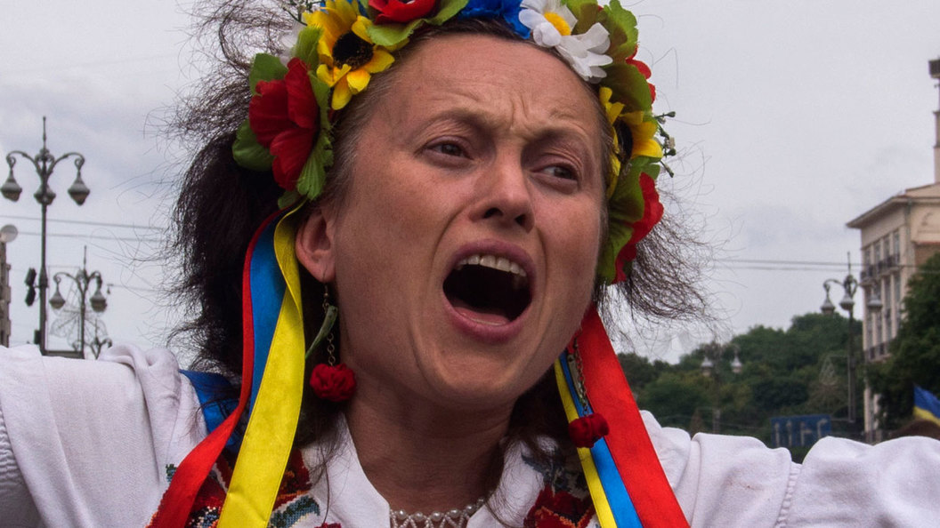 Украина: майдан навеки