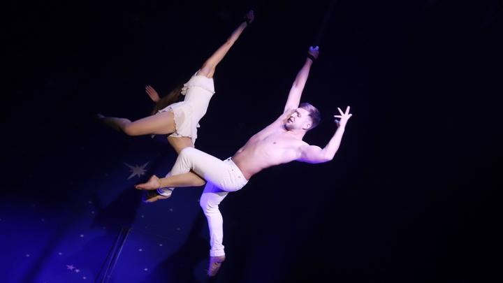 Было страшно до потери сознания: Трюк гимнастки в белгородском цирке закончился падением с высоты