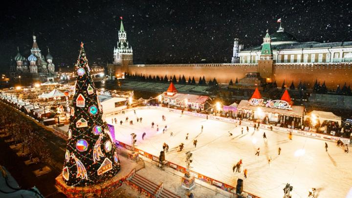 Главные катки Москвы: Адреса, расписание, цены