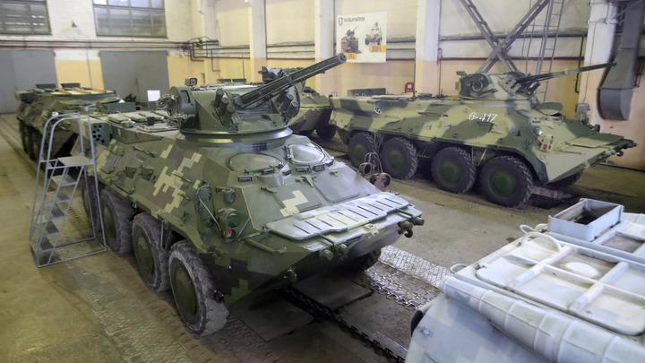 У нас есть огромный потенциал: В Киеве заявили о победе над Россией на мировом рынке вооружений