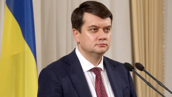 Все украинцы: Разумков уверен, что на Украине есть только один народ
