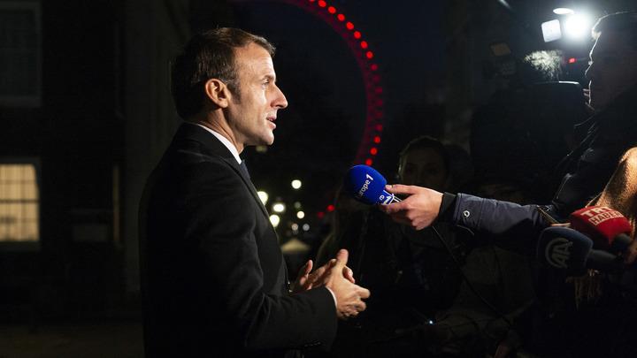 Боюсь представить, куда Эрдоган отправит Макрона: Условия для прощения Анкары, выставленные Францией, рассмешили Сеть