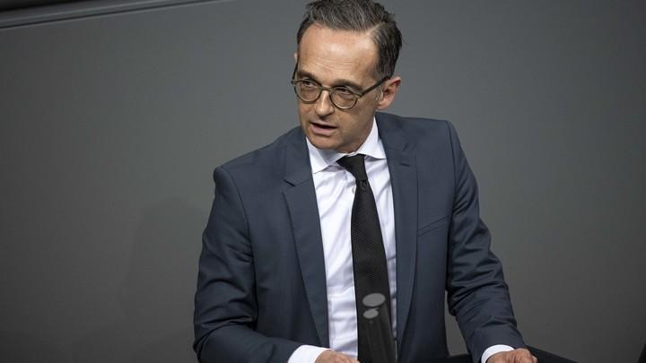 Делается задним числом: Немецкий министр пошёл на прямую конфронтацию с Путиным из-за расследования о Хангошвили
