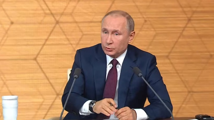 Есть раз, два и три: Путин за минуту рассказал о главных проблемах здравоохранения