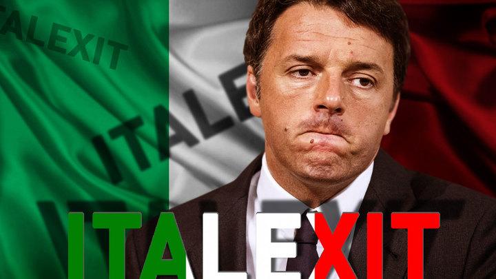 Референдум Ренци: как Италия готовится взорвать еврозону