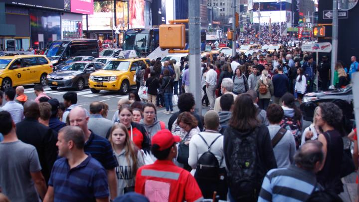 Самый низкий показатель за сто лет: В США замедлились темпы прироста населения - The Hill