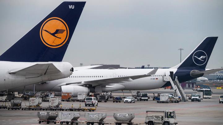 Исключительно из предосторожности: Послушав заявление Трюдо, Lufthansa вернула самолёт, вылетевший в Тегеран