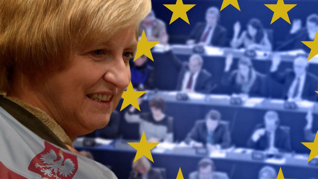 Европарламент приравнял российских журналистов к террористам