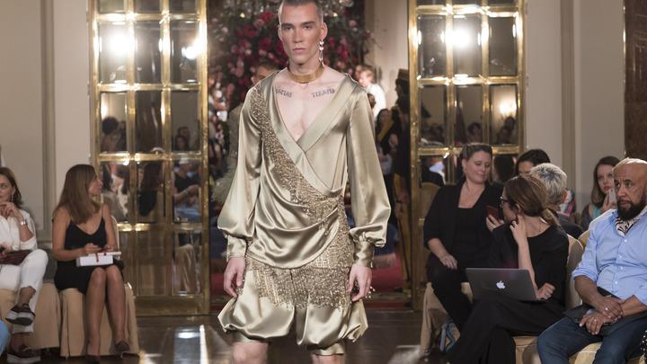 Человечество на грани вымирания, или Самоубийство Запада: Делягин - о тренде в мужской моде