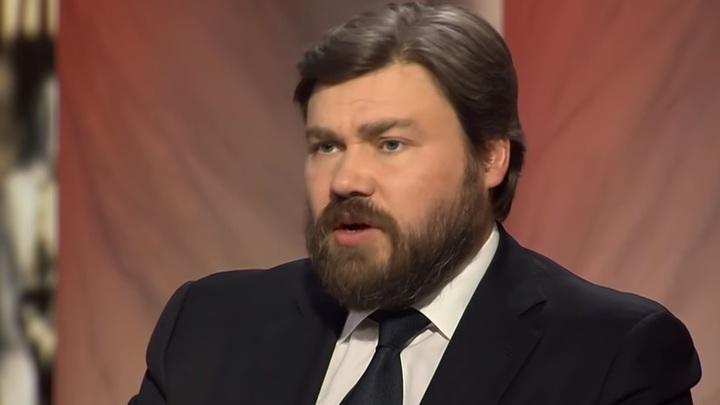 Ждём возвращения России в Киев - волноваться не о чем. Константин Малофеев призвал не вибрировать коллег с Украины