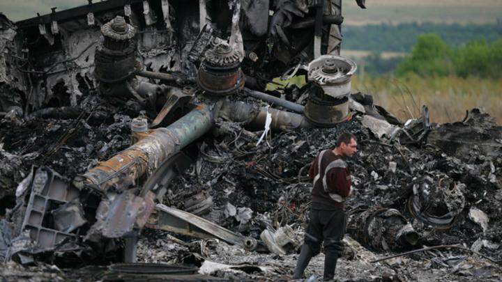 Жертвами малайзийского Боинга стали все прокуроры Украины