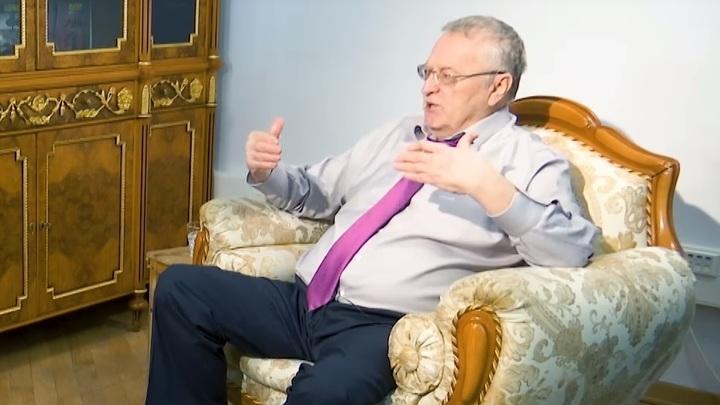 Вместо гражданской войны - тихий олигарх: Жириновский объяснил, как будут разваливать Россию