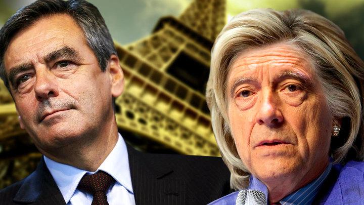 Выборы: Хиллари Жюппе против Фийона