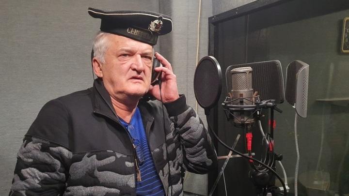 Про Челябинских героев флота сняли клип на музыку Высоцкого
