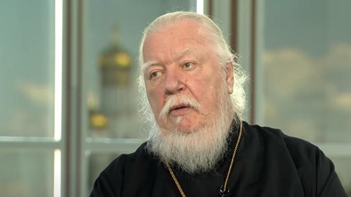 Протоиерей Димитрий Смирнов госпитализирован с подозрением на коронавирус - источник