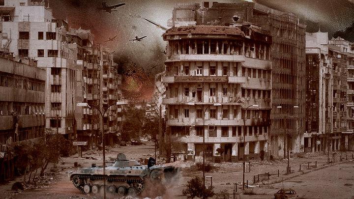 Алеппо: Сирийский Сталинград близится к капитуляции