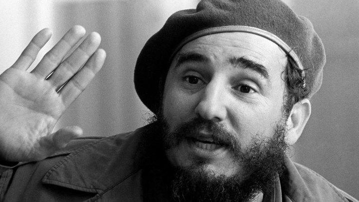 Национал-социалист Фидель Кастро