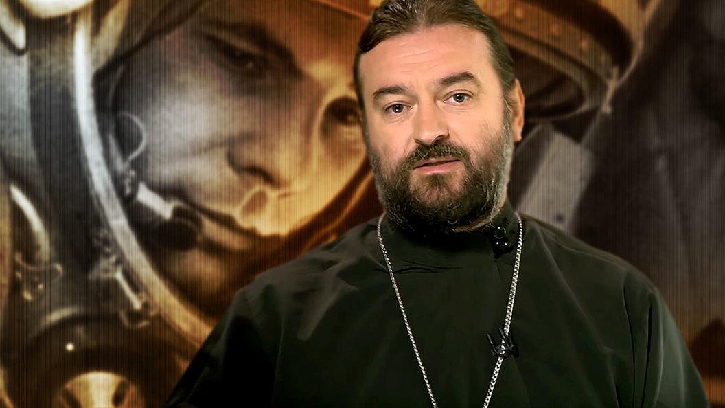Андрей Ткачев: Гагарин первый заговорил о Храме Христа Спасителя