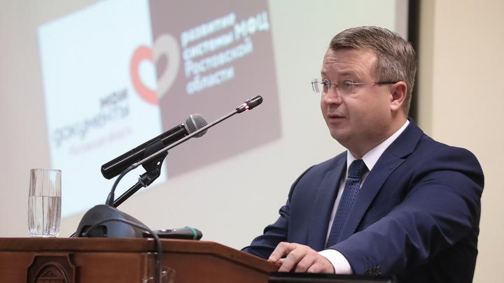 Никто не застрахован: Заместитель губернатора Ростовской области заразился коронавирусом