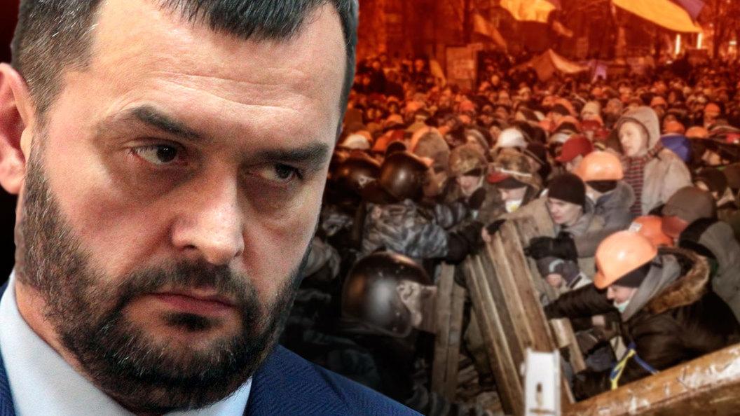 Экс-глава МВД Украины: Изначальная задача Майдана - полномасштабный конфликт с Россией