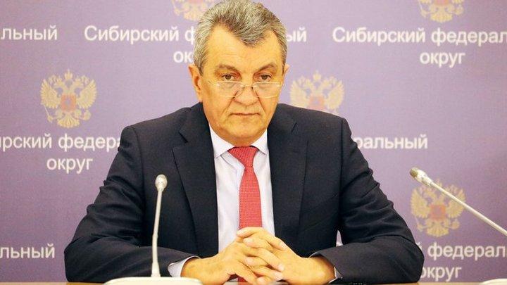 Евросоюз ввёл санкции в отношении полпреда Меняйло из-за отравления Навального