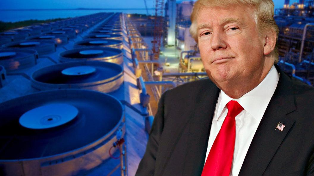 Трамп уже начал реиндустриализацию США