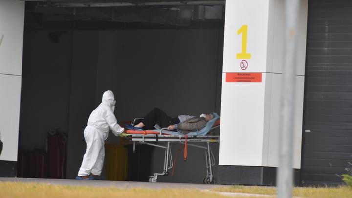 Новосибирского вице-губернатора госпитализировали с подозрением на коронавирус