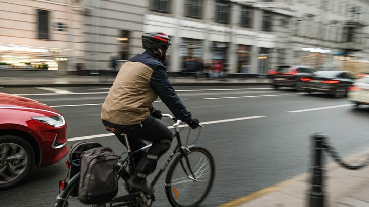 Велосипедист выплатил миллион за сбитого насмерть пешехода в Санкт-Петербурге