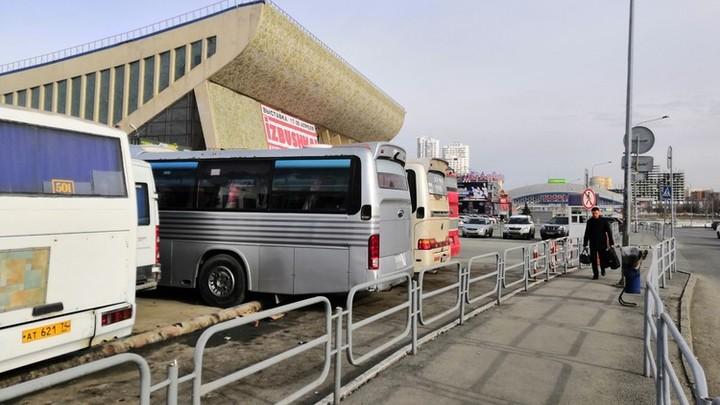 Назван срок и место переноса автовокзал у Юности в Челябинске