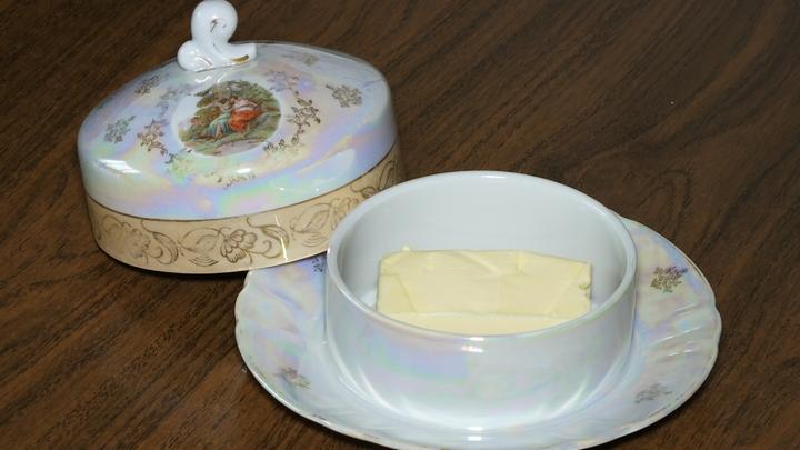 Поддельным сливочным маслом хотели накормить пациентов 44 больниц Новосибирска