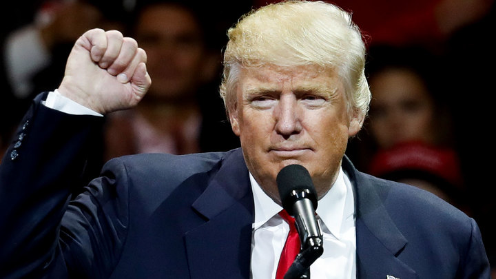 Трамп начинает революцию в США
