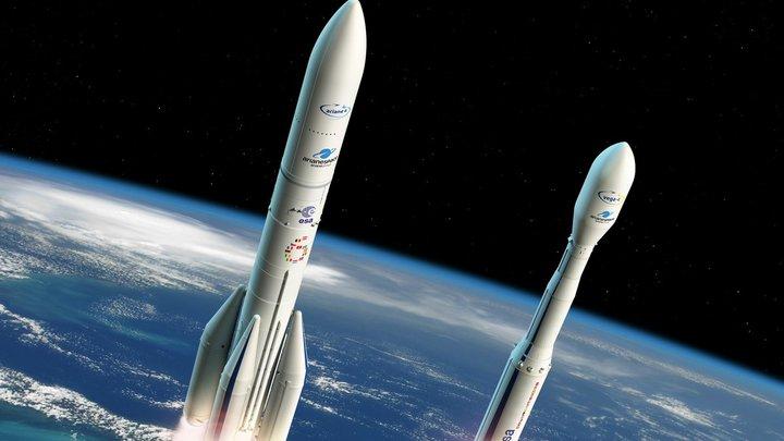 Украина оставила Францию без космоса? Названа причина аварии Vega