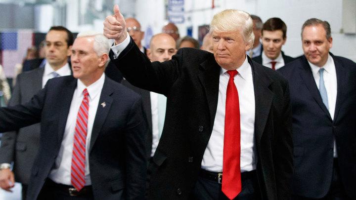 Ричард Спенсер: Трамп - начало глобальной консервативной революции