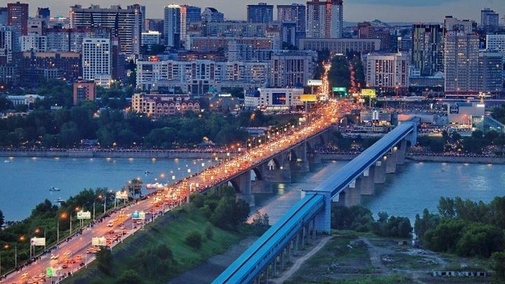 Новосибирск назвали городом с высокой степенью вероятности заражения коронавирусом