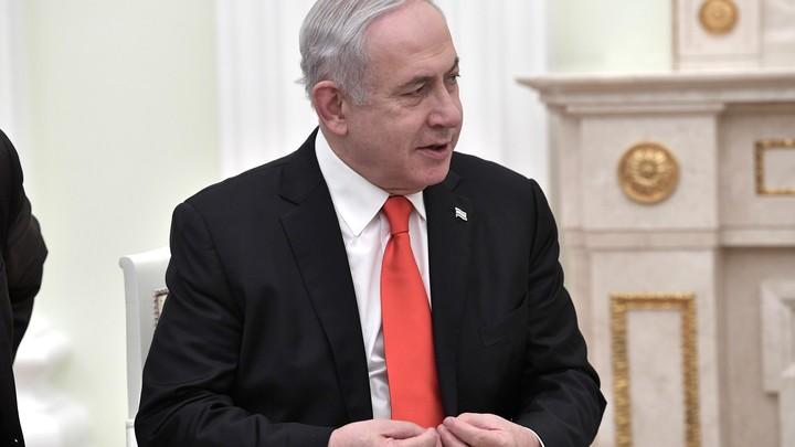 Нетаньяху и глава Моссада тайно посетили саудовского принца