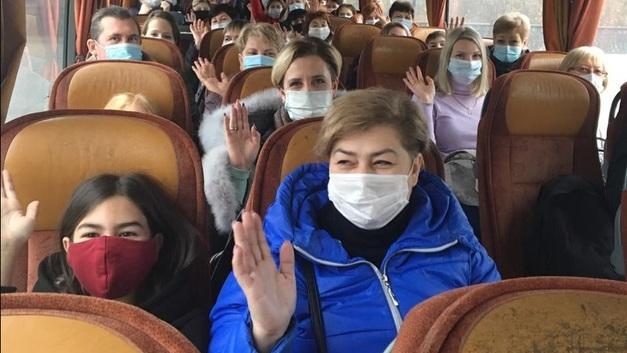 Владимирских врачей, работающих с коронавирусом, возят на бесплатные экскурсии