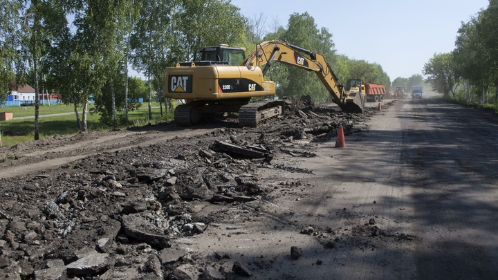 Федеральные власти одобрили дальнейшее строительство Восточного обхода в Новосибирске