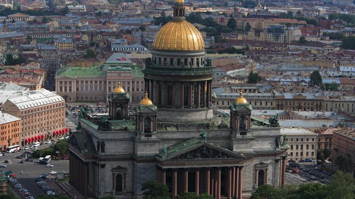 Автомобиль литовского консула сбил петербурженку