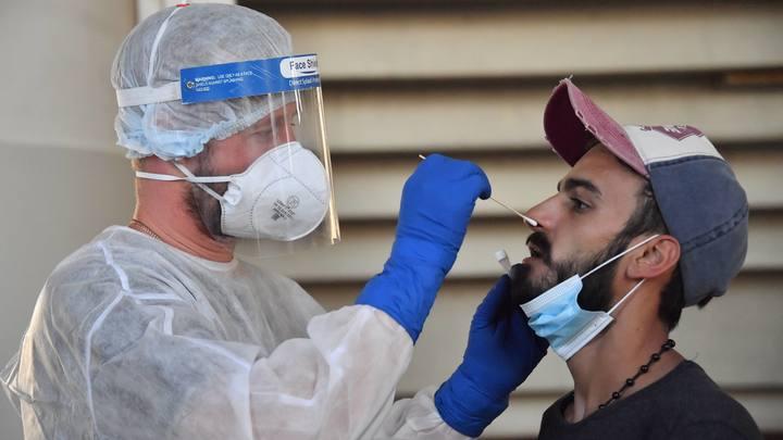 Петербург обновил рекорд в 3,6 тысячи заболевших коронавирусом