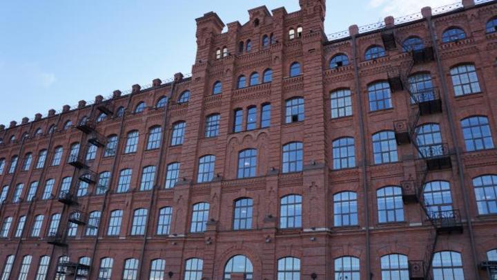 В Санкт-Петербурге ради модного лофта снесут завод, поставлявший в годы войны маскировочную сетку