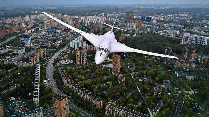 Летят и... молчат! Две российских тушки переполошили британские ВВС