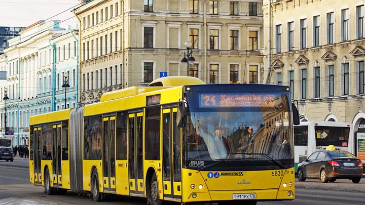 «Заряжай такси»: В Петербурге вслед за метро отменили городские автобусы в Новый год